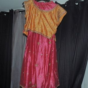 Lehenga Indian Dress